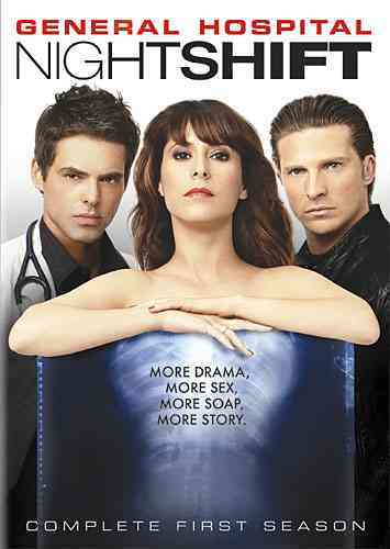 GENERAL HOSPITAL:NIGHT SHIFT BY GENERAL HOSPITAL (DVD)